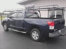 toyota tundra ladder rack bumper to bumper steel truck ladder rack truck accessories