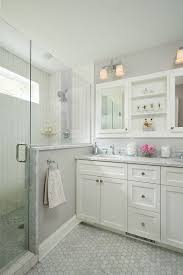 great light gray bathroom floor tile for diy home interior ideas