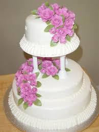 novel wedding cake ideas