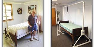 Hospital Bed Rails Strong Bed Rails Mobility Bed System Sturdy Bed Trapeze