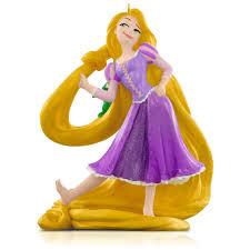 2015 rapunzel and pascal disney hallmark keepsake ornament