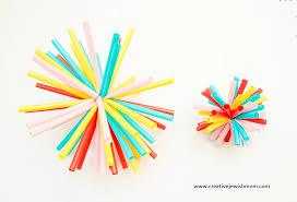 straw starburst ornaments for so many