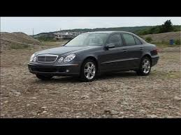 2003 mercedes e320 review 2003 2008 mercedes e class pre owned vehicle review