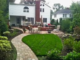 Renovate Backyard Landscape Design U0026 Installation Services Landscaping Ideas