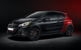 peugeot 2015 peugeot 208 gti by peugeot sport 2015 wallpapers and hd images