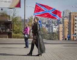 Flags Of Eastern Europe Why Is The Confederate Flag Flown Outside The Us Business Insider
