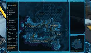 Swtor Map Nan Dijer Speeder Vendor Alderaan World Map Swtor Guides For