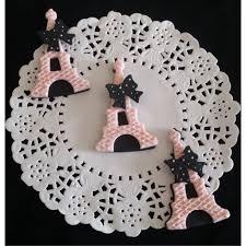 eiffel tower figurines eiffel tower cake topper paris wedding