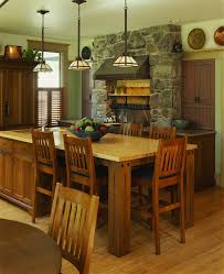 Craftsman Style Dining Room Table Kitchen Craftsman Style Normabudden Com