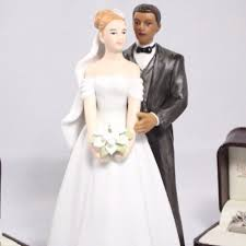 biracial wedding cake toppers cake topper this will be on my wedding cake