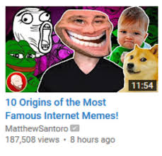 Meme Origins - 10 origins of the most famous internet memes matthew santoro 187508