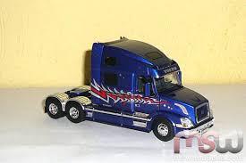 volvo trak model wsi volvo vn 780 solo tractor 3 axle 1 50