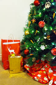 presents under the christmas tree free stock photo public domain
