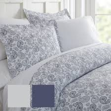 Gray Paisley Duvet Cover Floral Duvet Covers Shop The Best Deals For Nov 2017 Overstock Com