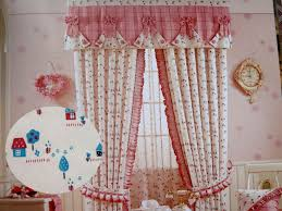 pink girl curtains bedroom curtain stunning childrens pink curtains image ideas curtain