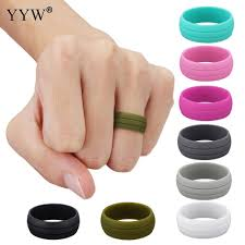 Silicone Wedding Ring by Online Get Cheap Silicone Wedding Bands Aliexpress Com Alibaba
