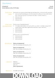 ms office resume templates top ms office resume templates microsoft office resume