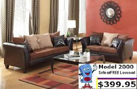 Sofas And Loveseats Sets by Living Rooms At Mattress And Furniture Super Center