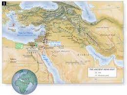 Ancient Middle East Map by Map 0 Near East Ancient 1152x860 Jpg