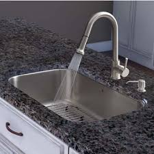 kitchen sink with faucet set kitchen sink and faucet sets stainless steel and glass vessel