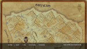 Solstheim Map Paper World Map Addons At Skyrim Nexus Mods And Community