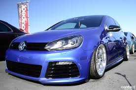 volkswagen light blue blue metallic vw golf mk6 vw golf tuning