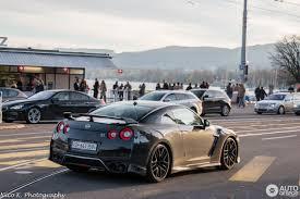 Nissan Gtr Matte Black - nissan gt r 2017 20 november 2016 autogespot