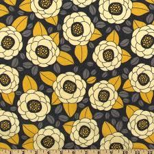 designer fabric aviary 2 bloom granite discount designer fabric fabric com