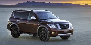 nissan patrol nismo 2016 the nissan armada is back and more off road ready than ever