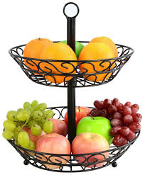3 tier countertop tower fruit stand and possibly more uses