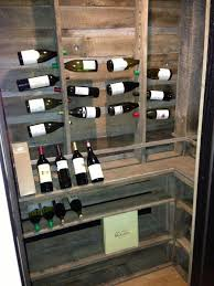 Barn Board Wine Rack Prestigious Concepts Inc V2