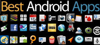 apps for android 25 best free apps for android tablets 2012
