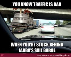 Traffic Meme - bad traffic by scottishgripper meme center