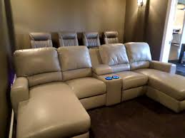 Gray Sectional Sofa With Chaise Lounge by Best Theater Seating Sectional Sofa 34 For Your Gray Sectional