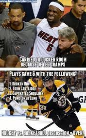 Game 6 Memes - hockey players are the toughest athletes in the world rugby players