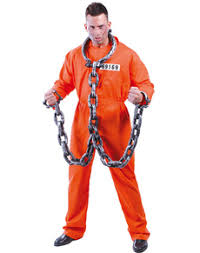 Inmate Costume Costumes To Buy Online At Funidelia