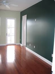 Painting Wood Floors Ideas Creative Painted Kitchen Cabinets With Wood Floors For Floor
