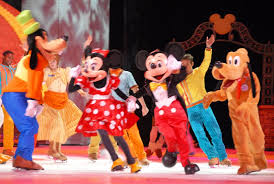 arkansas pictures disney ice