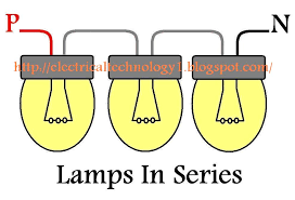 how to wire lights in series electrical technology