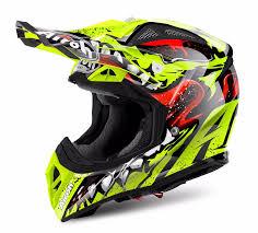 motocross helmet airoh aviator 2 2 grim yellow motocross mx helmet matt gardiner