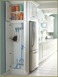 Broom Cupboard Storage Broom Closet Cabinet Home Depot Simple Broom