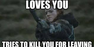 Ygritte Meme - accidental life insurance quotes 04 quotesbae