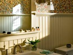 tongue and groove bathroom ideas bathroom with beadboard u2013 classic style homesfeed