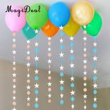 Birthday Home Decoration by Baby Shower Hanging Decorations Promotion Shop For Promotional