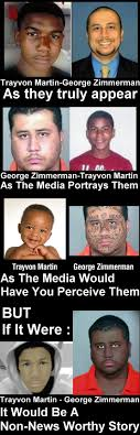 Trayvon Martin Memes - court officer deleted messages and photos from trayvon martin s