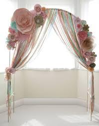 wedding arch no flowers flower wedding arch decorating ideas for weddings bridget