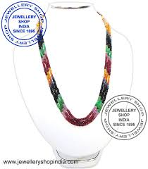 necklace stone bead images Stone beads necklaces precious gemstones online shopping jpg