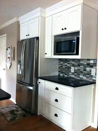 kitchen cabinet microwave built in microwave built in cabinet beside kitchen cabinets microwave shelf 4
