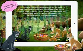 the jungle book for children android apps on play