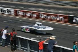 racing a solar powered car 3 000 km across australia using